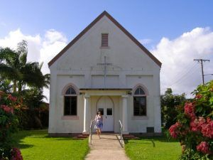 Uniting Church Front